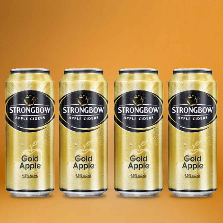 STRONGBOW  Gold Apple Doză