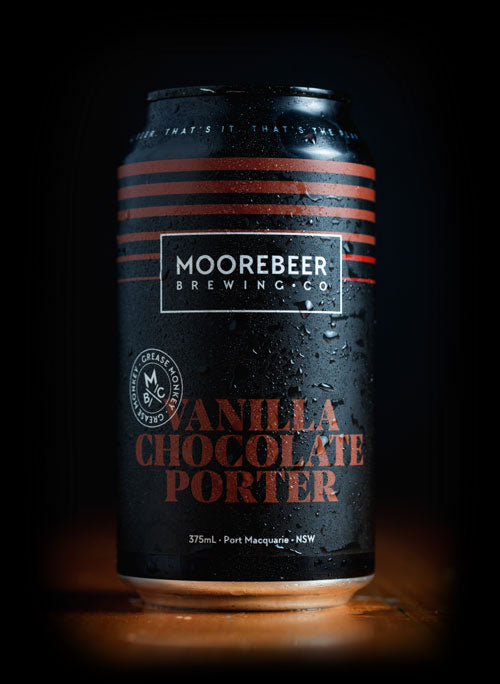 Grease Monkey Vanilla Chocolate Porter