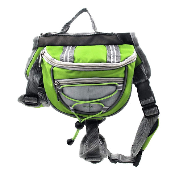 Waterproof Dog Saddle Backpack For Training and Hiking
