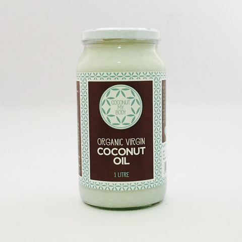 Coconut My Body Organic Virgin Coconut Oil 1Litre