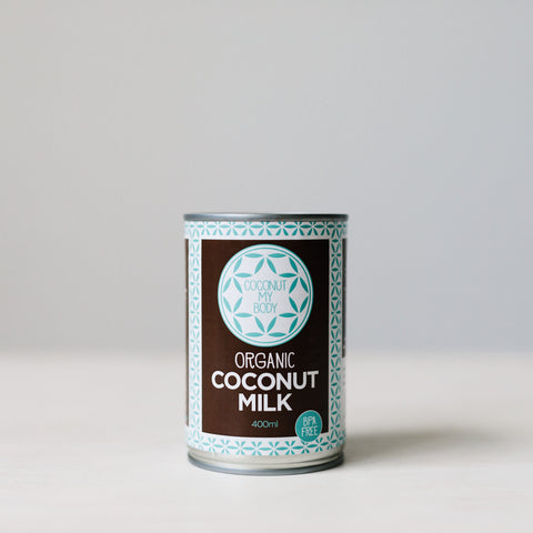 Organic Coconut Milk 400ml BPA free