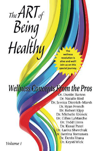 The ART of Being Healthy - co-authored by Dr Natalie Bird