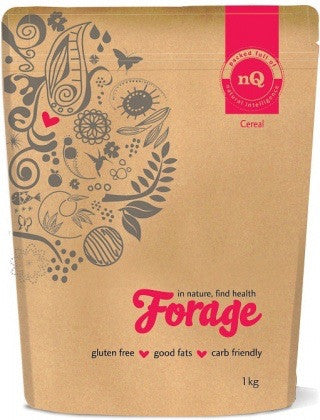 Forage Cereal
