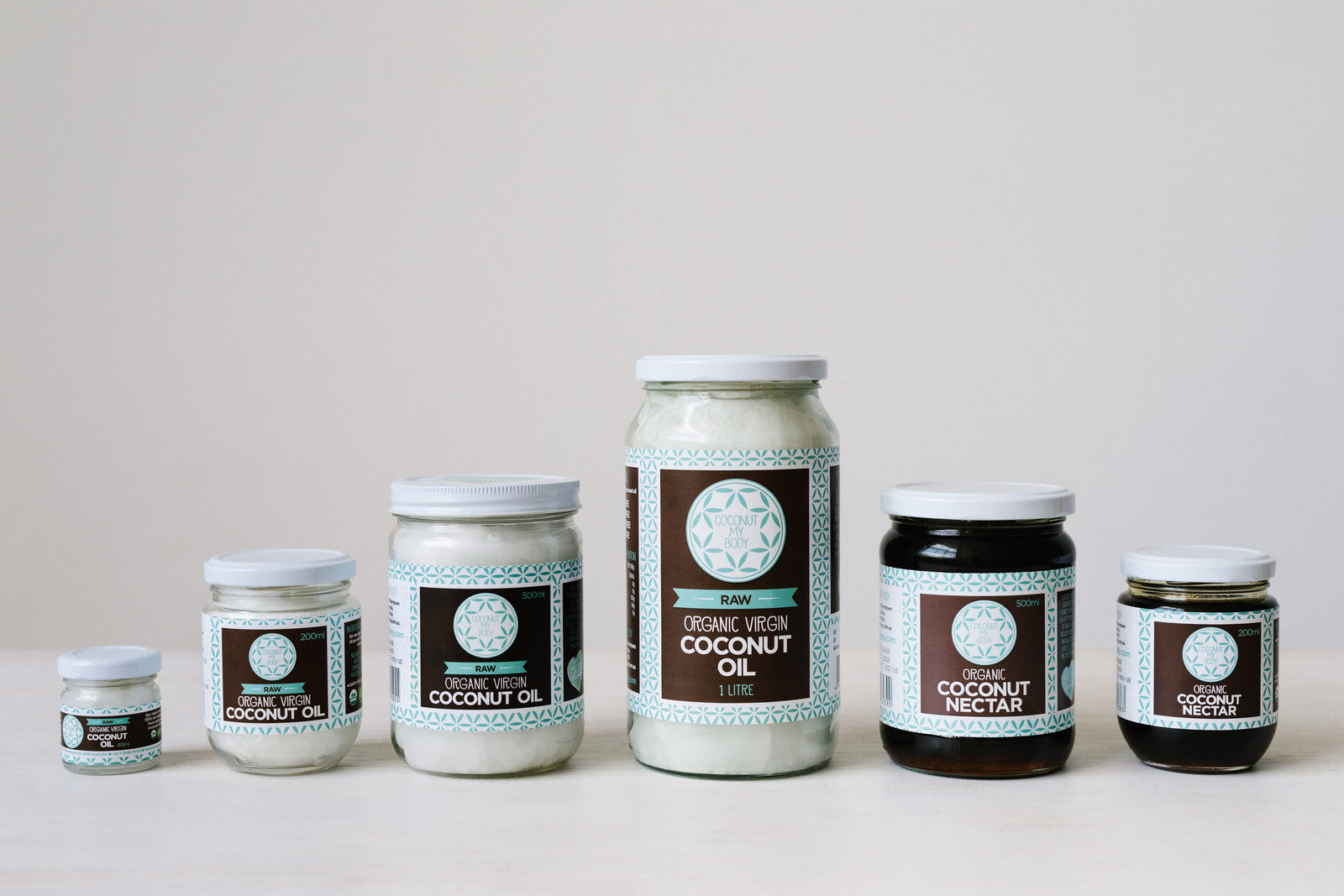 Coconut oil Collection