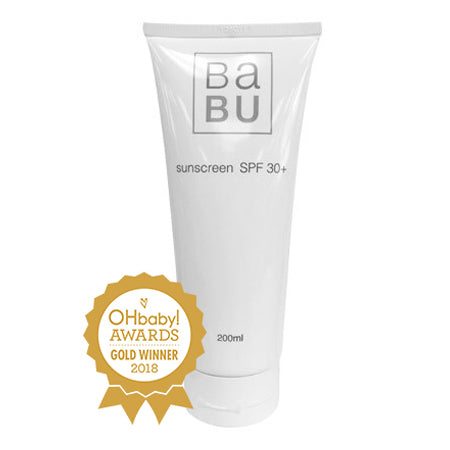 Baby Sunscreen - Award Winning and NZ made