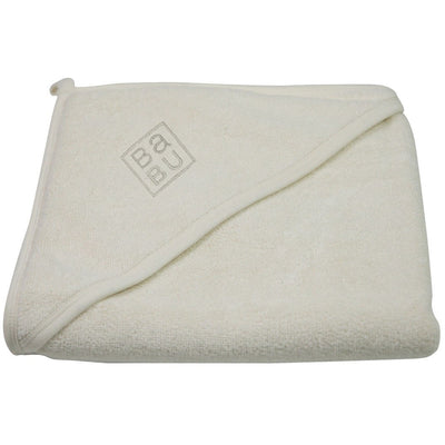 Hooded Organic Cotton Terry Towel