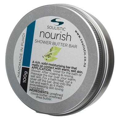 Nourish Shower Butter Bar