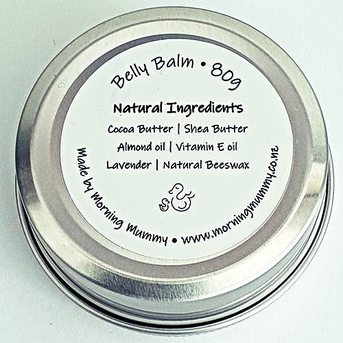 Morning Mummy Natural Belly Balm - 80g