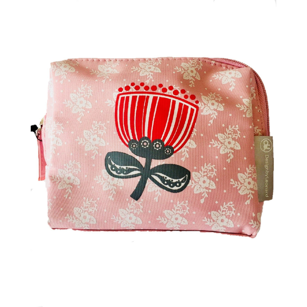 Cosmetic Purse - perfectly sized to carry anti-nausea supplies!