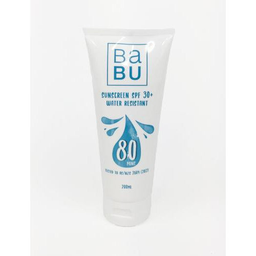 Water Resistant  Baby Sunscreen