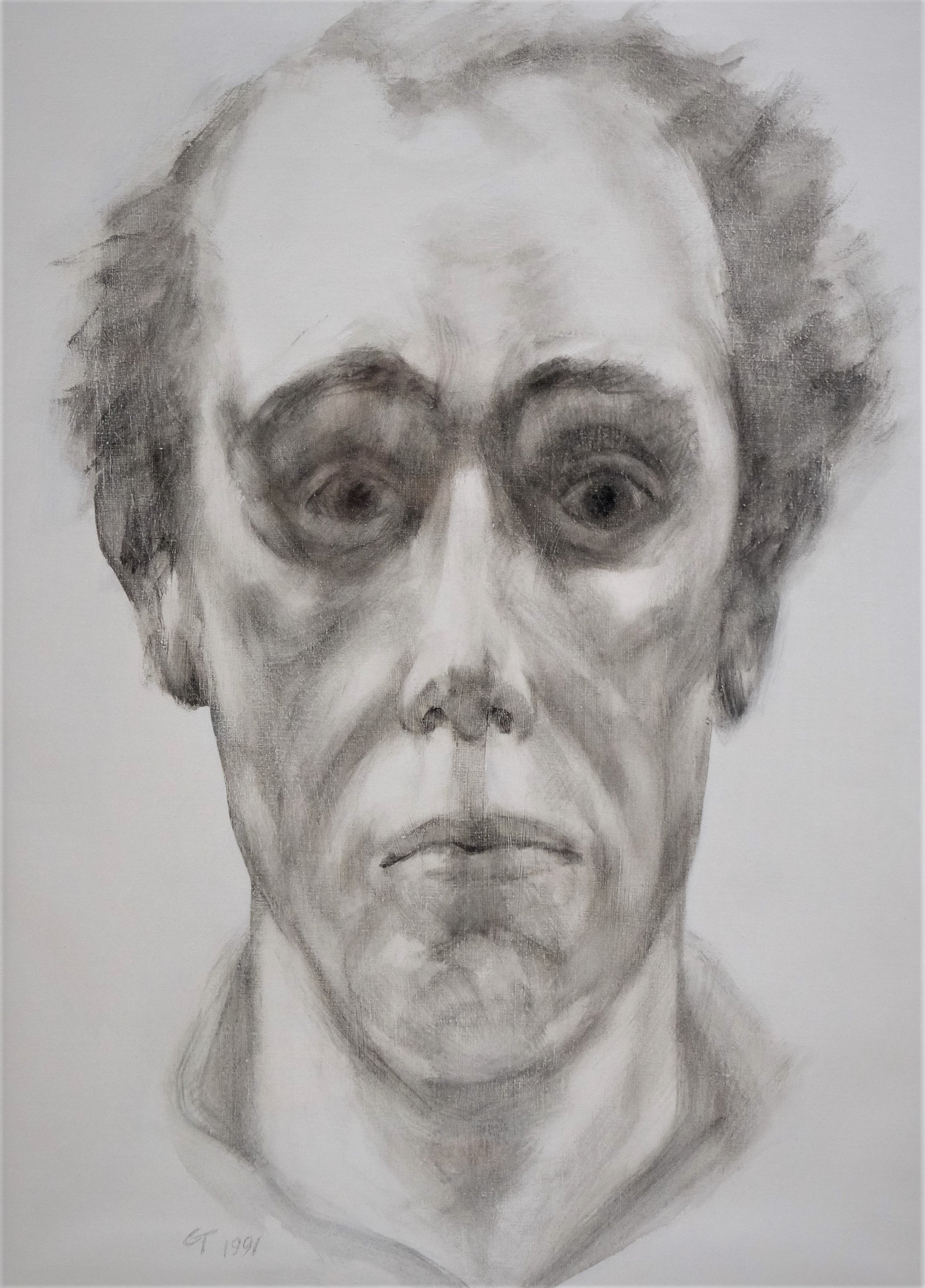 Head of Man 1991