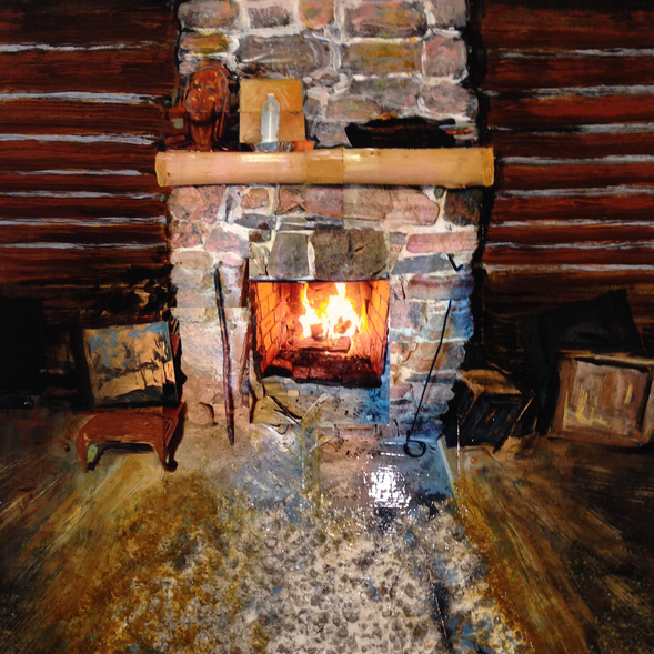 The Hearth: Round Lake, Ontario