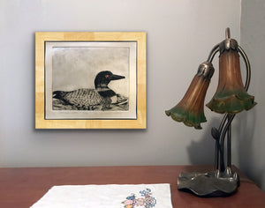 "Russell Yuristy ""Common Loon"""