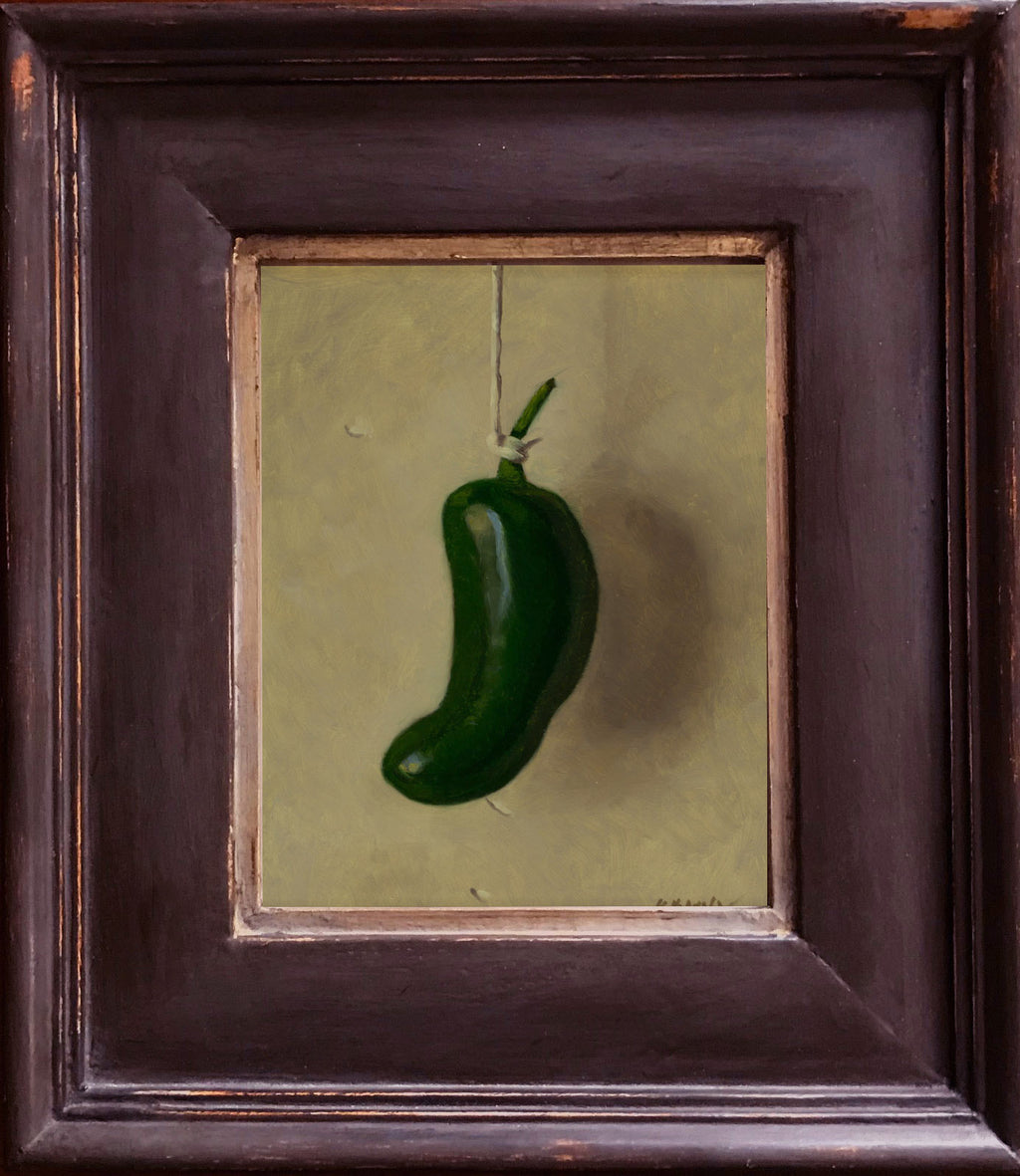 "Katherine McNenly ""Jalapeño Pepper"""