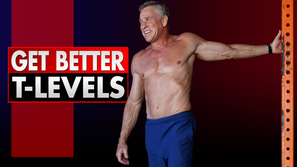 2 Effortless Steps To Raise Testosterone Naturally