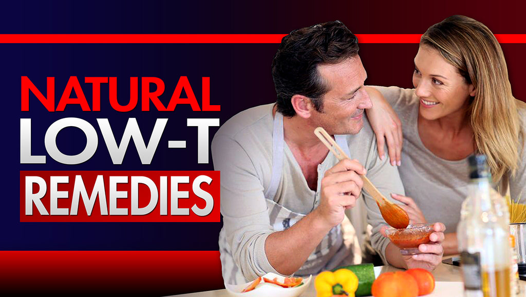 3 Mysterious Natural Remedies For Low Testosterone In Males