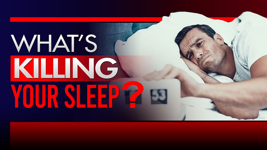 5 Sleep Disruption Causes That Are Killing Your Testosterone Production