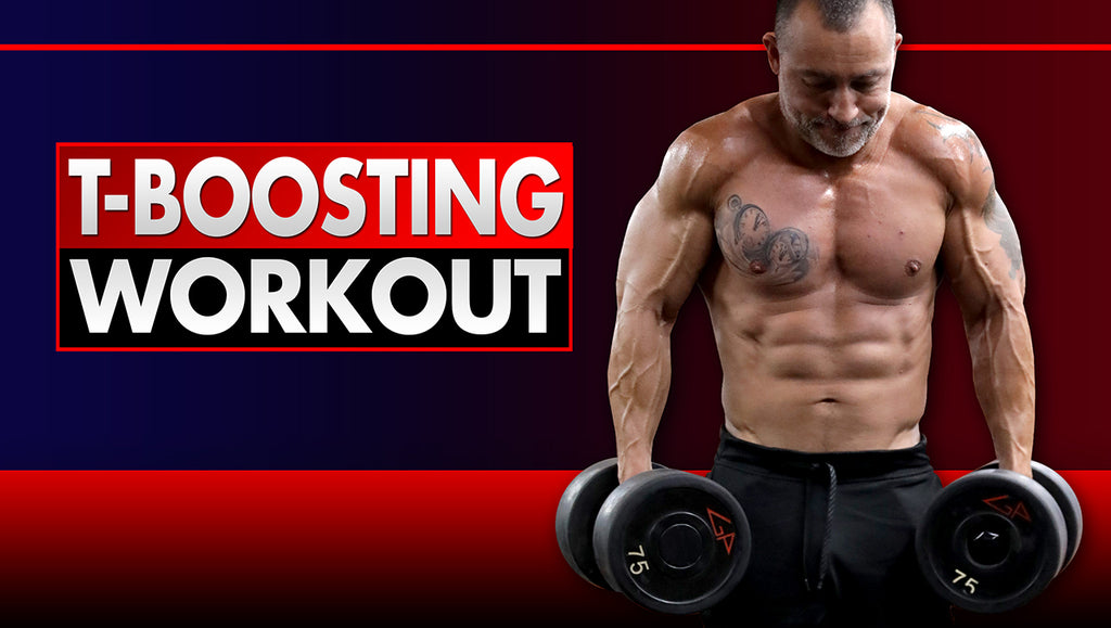 7 Secrets For A Testosterone Boosting Workout