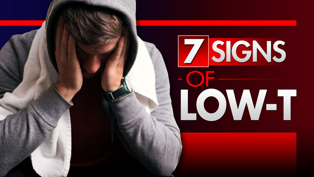 7 Signs Of Low Testosterone In Males And What To Do About it