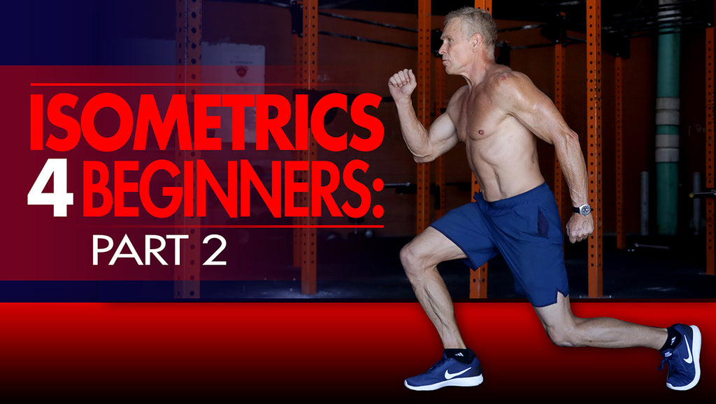 At Home Isometric Workouts For Insane Bodyweight Strength