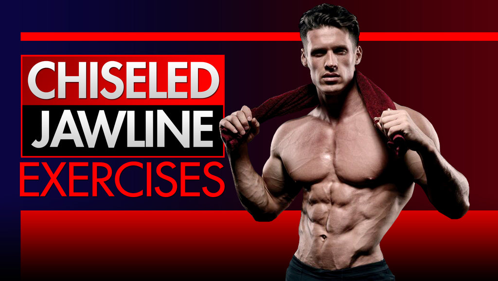 Chiseled Jawline Exercises For Men To Reverse Aging And Increase Attractiveness