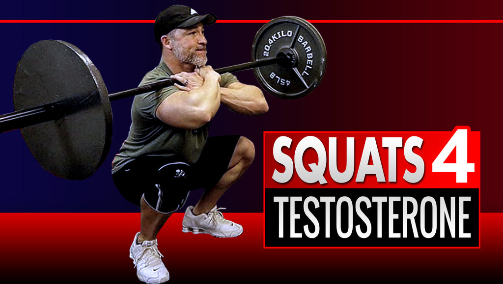 Do Squats Increase Testosterone? These Variations Do