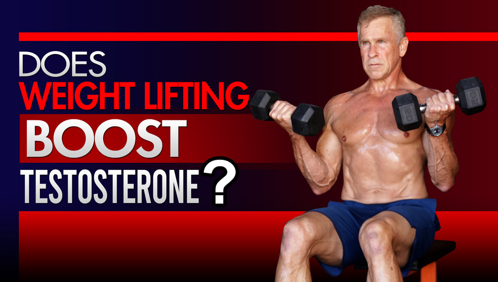 Does Weight Lifting Increase Testosterone?