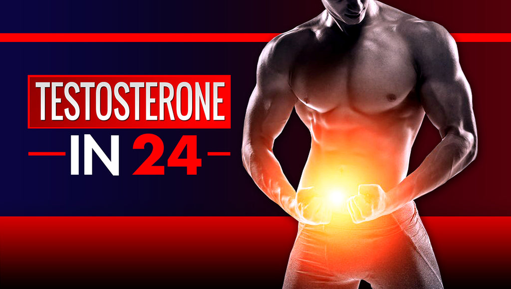 How To Boost Testosterone Naturally In 24 Hours