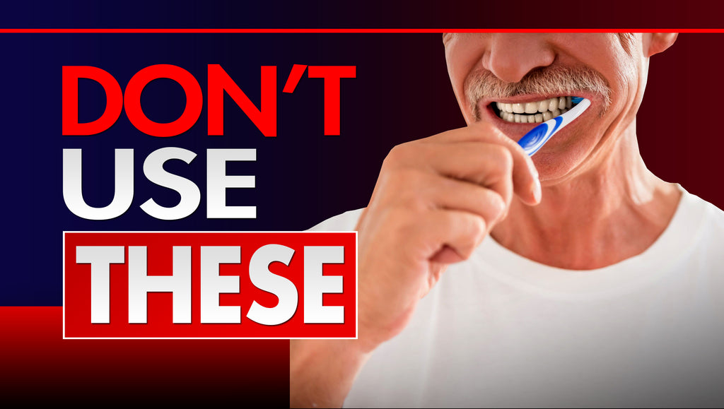 Men: Throw Out These Oral Hygiene Products Immediately