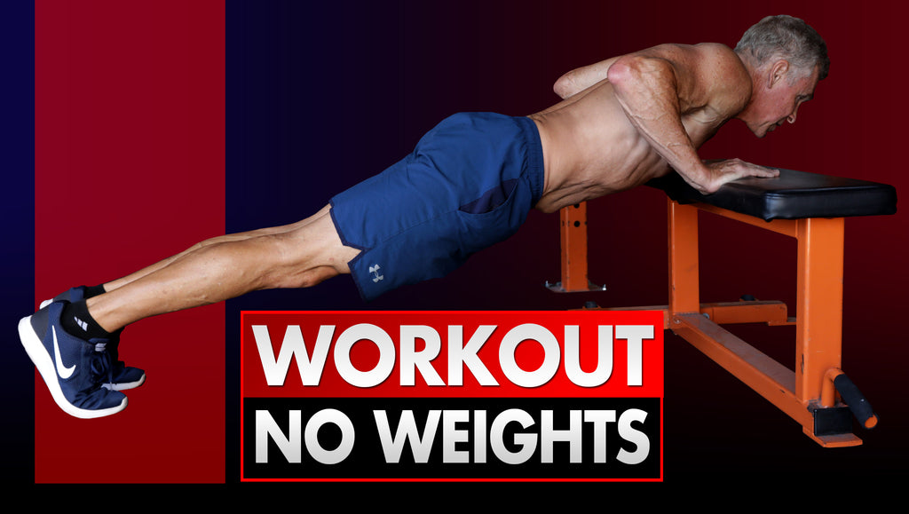 Naturally Increase Testosterone With This Bodyweight Workout