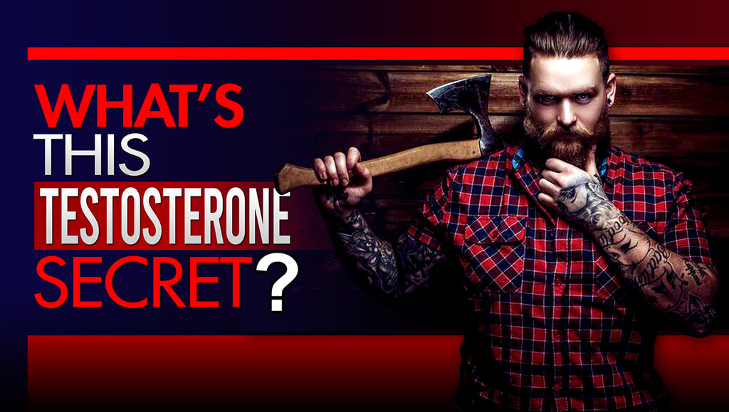 Paul Bunyan's Chopping Wood Testosterone Secret