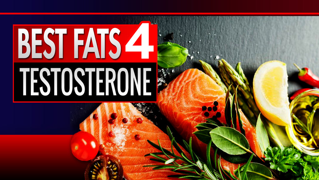 The World's Best Fats For Testosterone