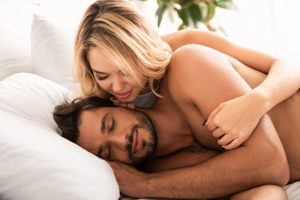 foods that boost sex drive