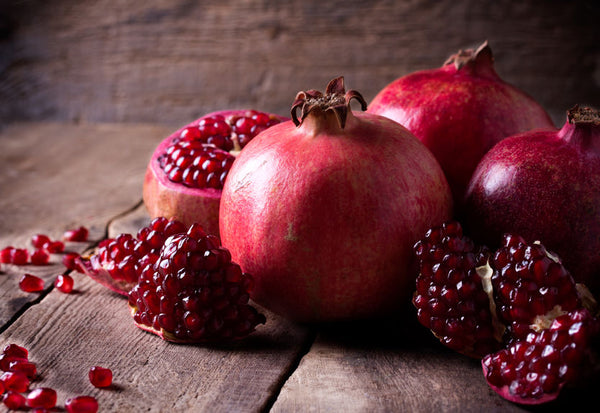 pomegranates help boost sex drive
