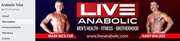 Anabolic Tribe Facebook Group