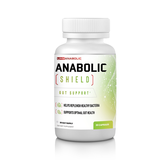 Anabolic Shield - 1 Bottle