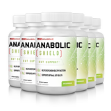 Anabolic Shield - 6 Bottles