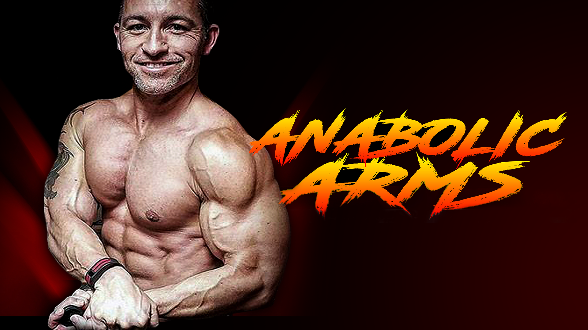 Anabolic Arms - Core Program