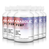 Anabolic Pump - 6 Bottles - Special Offer