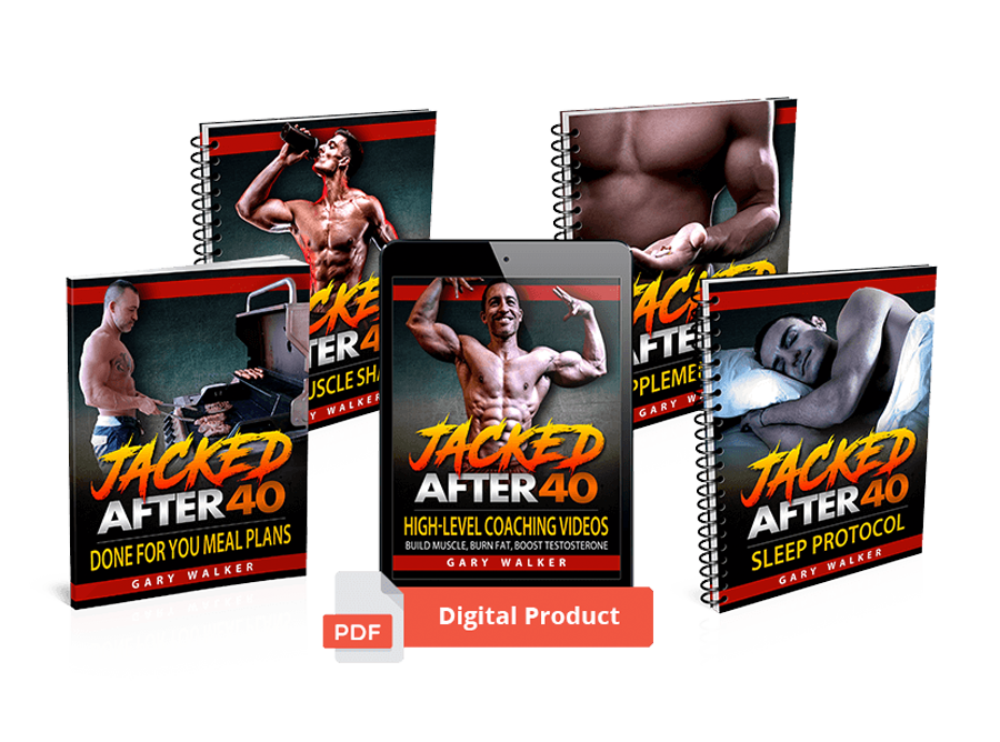 Jacked After 40 - Core Program