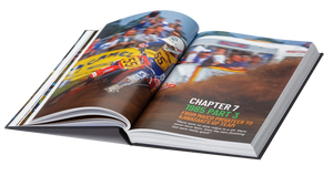 The Inside Line motocross book by Rob Andrews