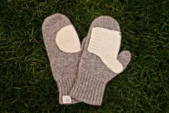 Forget Me Knot Women's Mittens