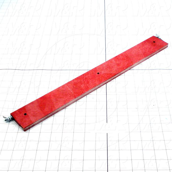 Seal Base Assembly, Used For Sealing  Bags, One Seal Wire And One Trim Wire