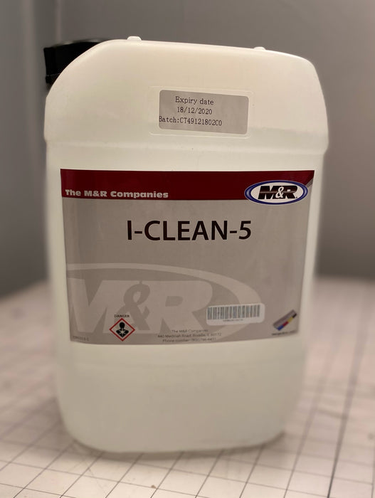 Digital CLEANING AGENT Clear Color, 5 kg