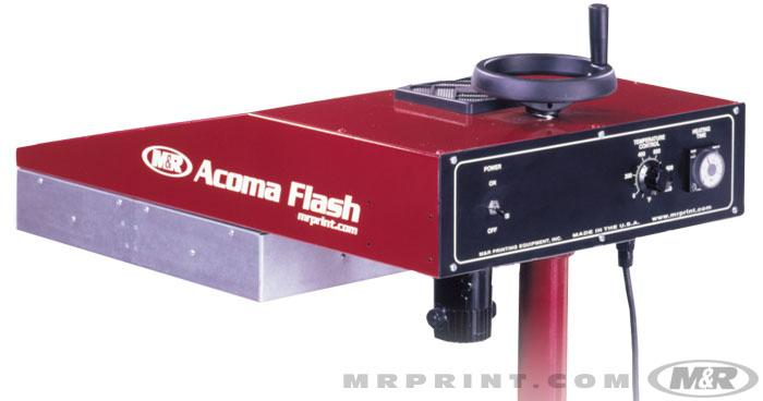 ACOMA™ Infrared Flash Cure Unit