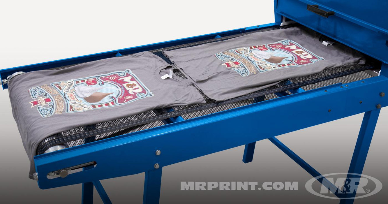 ECONOMAX D™ Electric Screen Printing Conveyor Dryer
