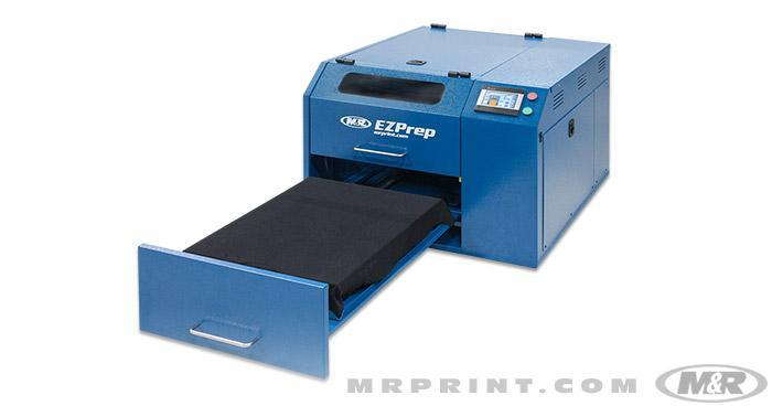EZPREP™ Pretreatment System for Direct-to-Garment Printing
