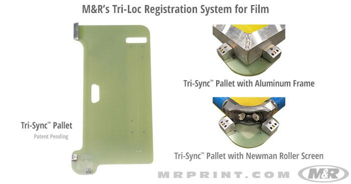 TRI-LOC® Registration System for Film-Based Screen Production