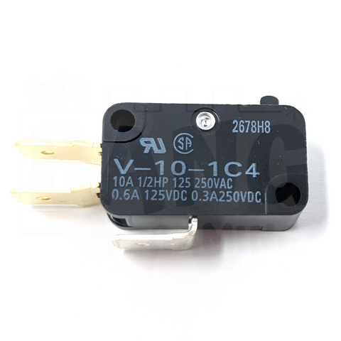 Microswitch 100gf - 0.250in (Omron V-10-1C4)