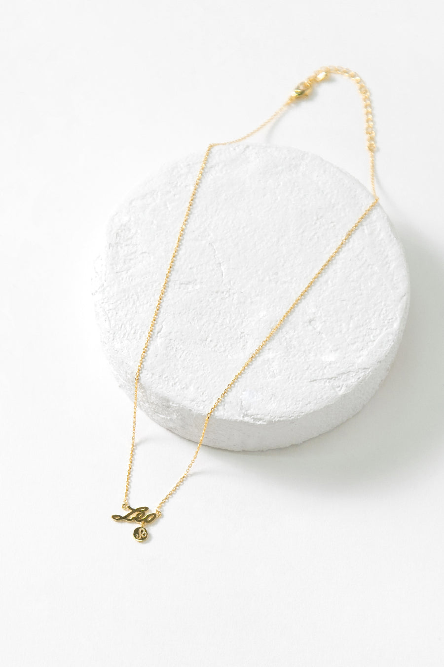 LEO HOROSCOPE NECKLACE